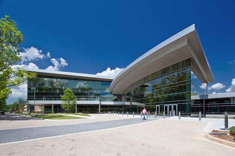 CenturyLink Technology Center of Excellence / Moody Nolan, © Brad Feinknopf