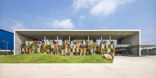 Star Engineers, Administrative Building and Factory / Studio VDGA