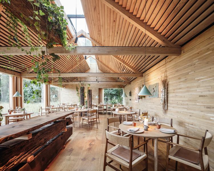 Novo restaurante Noma, projetado pelo BIG, é inaugurado em Copenhague, NOMA 2.0. Imagem © Rasmus Hjortshoj