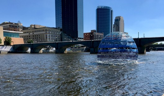 Harvest Dome 3.0. Image © SLO Architecture