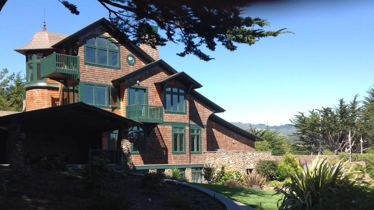 El íntimo trabajo de diseñar una casa, Courtesy of Duo Dickinson