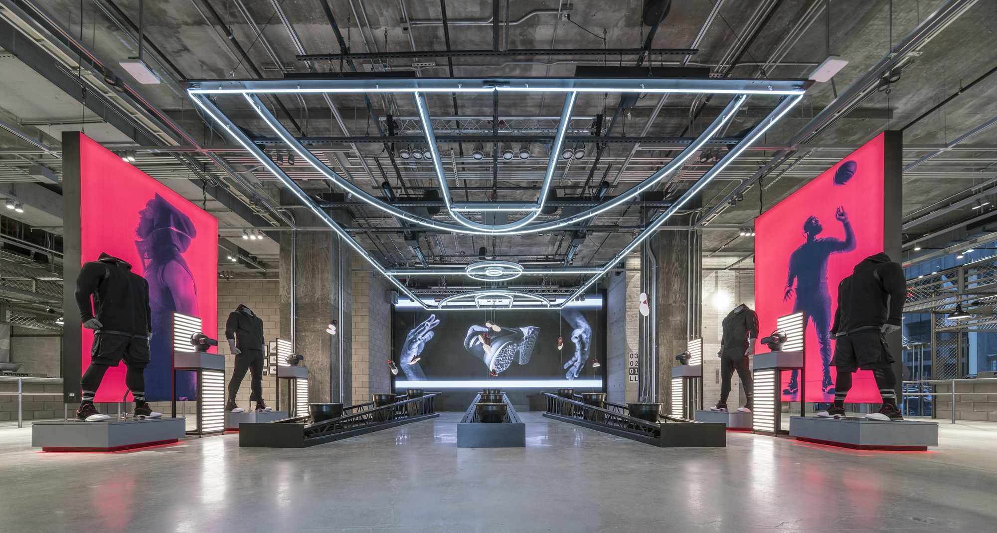adidas NYC / Gensler   ArchDaily