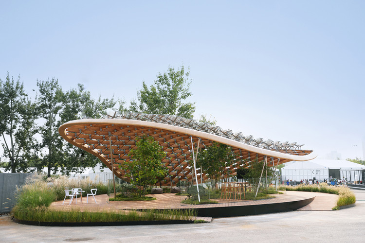 Living Garden / MAD Architects, © Chunhui Zhao