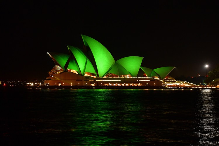 Sydney Opera House Becomes Carbon Neutral, Courtesy of Sydney Opera House