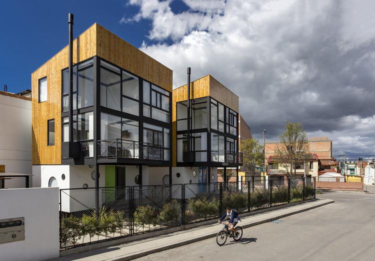 Refugio Cubica / Camacho Estudio de Arquitectura, © Llano Fotografia