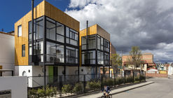 Cubica Cabin / Camacho Estudio de Arquitectura