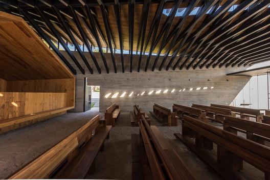 RLJ Chapel / José Ricardo Yslas Gámez. Image © Jaime Navarro