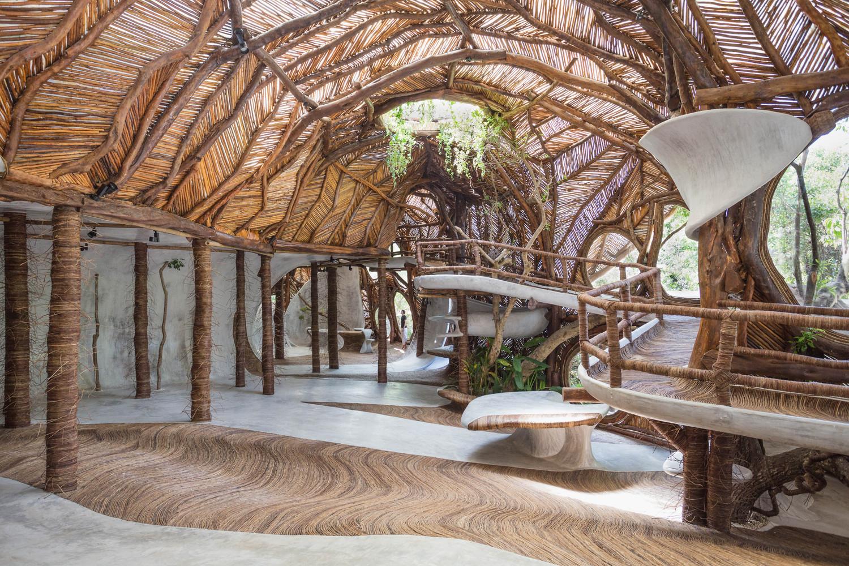 16 proyectos destacados que utilizan madera en México