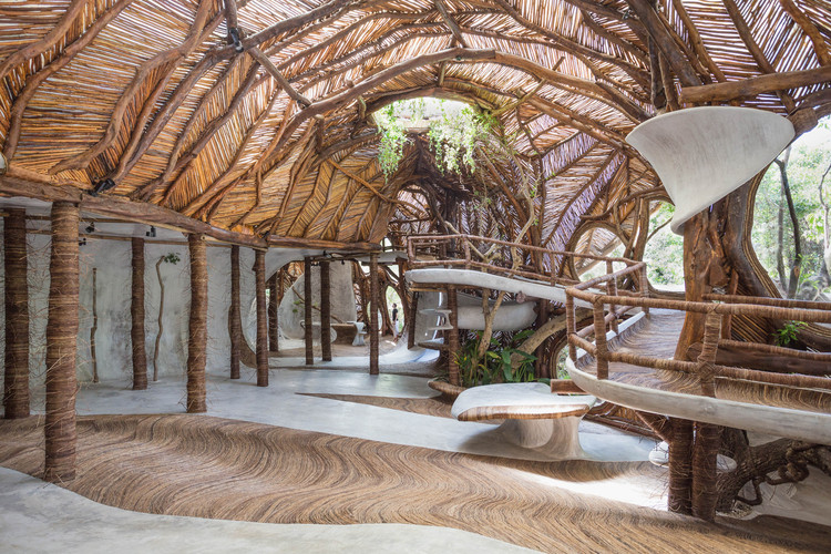 16 Mexican Projects That Use Wood in Wondrous Ways, Galería IK LAB / Jorge Eduardo Neira Sterkel. Image Cortesía de IK LAB