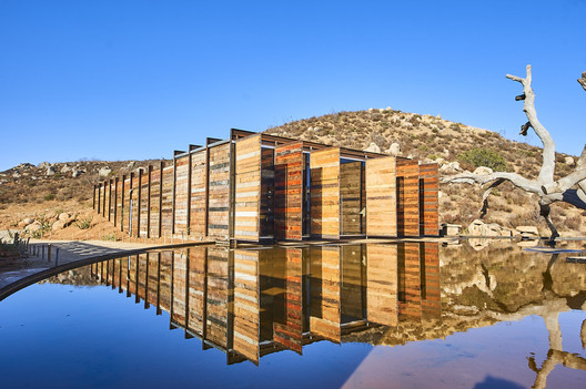 BRUMA Winery / TAC Taller de Arquitectura Contextual. Image © Miguel Ángel Mayoral Rodríguez