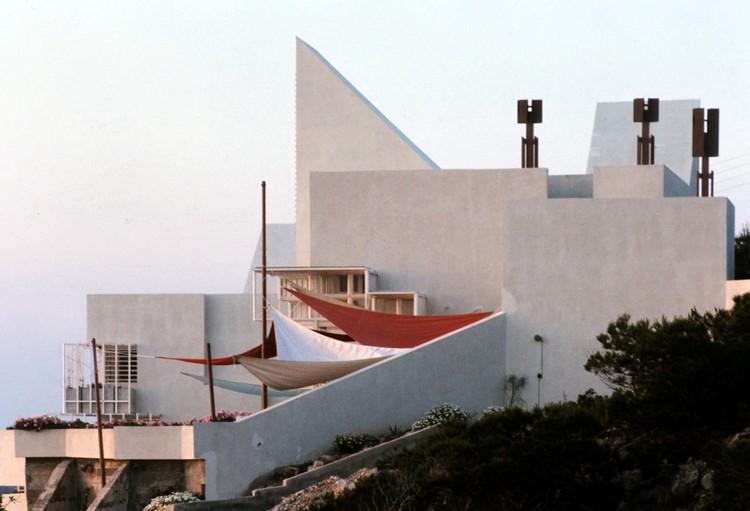 Los arquitectos españoles se unen en defensa de La Casa van der Driesche , Casa van der Driesche. Image Cortesía de CSCAE