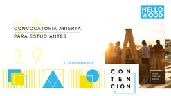 Hello Wood Argentina 2019: convocatoria abierta para estudiantes
