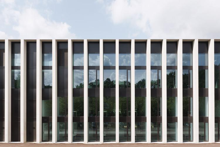 CUBE / KAAN Architecten, © Sebastian van Damme