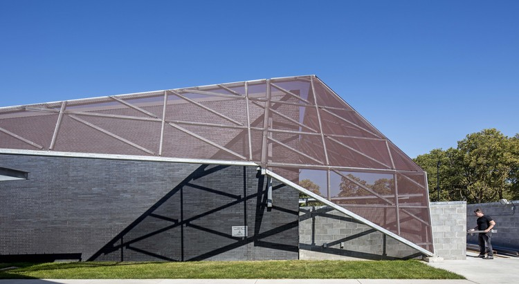 Jackson Dinsdale Art Center / TACK architects, © Tom Kessler
