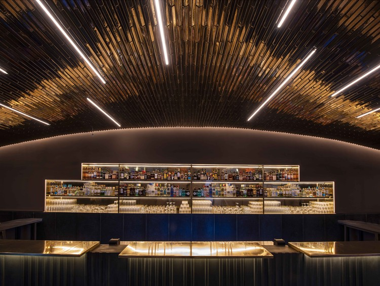 National Auditorium Bar / ESRAWE, © Jaime Navarro