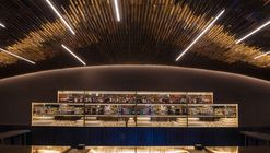 National Auditorium Bar / ESRAWE