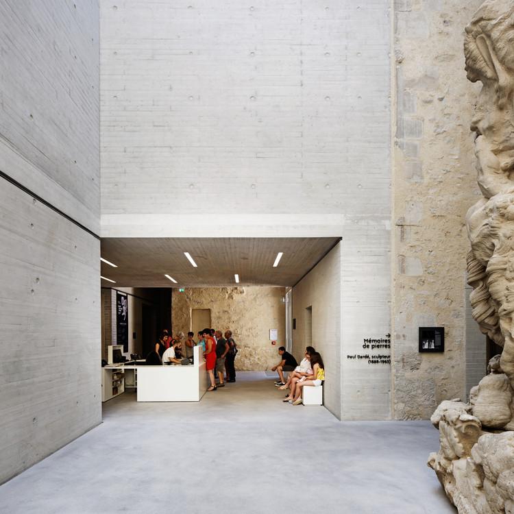 Museo Lodève / Projectiles, © Vincent Fillon