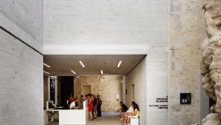 Lodève Museum / Projectiles