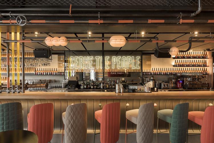 Populist Restaurant / Yoo Architecture + Lagranja Design