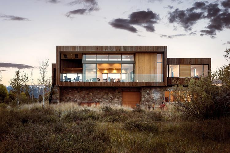 Residencia Teton / RO | ROCKETT DESIGN, © Gabe Border