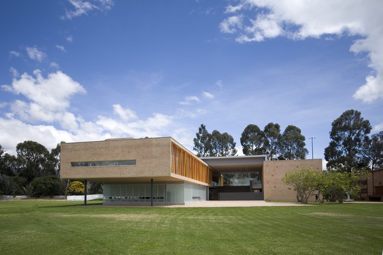 Centro de Artes / taller de arquitectura de bogotá, © Rodrigo Dávila