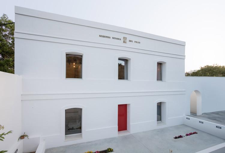 Recuperación de la Huerta del Pilar / Carquero Arquitectura, © Carlos Koblischek