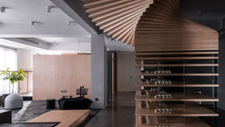 Brand Center of Ugan Concept / Jiangjiu Architecture