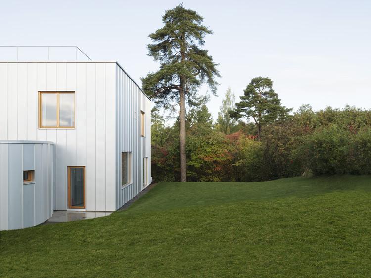 Casa Galería / Elding Oscarson, © Mikael Olsson