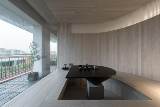 Tea house. Image © Feng Shao