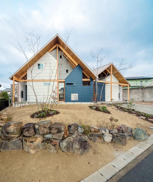 Casa en Zengo / Maki Yoshimura Architecture Office | MYAO, © Hiroshi Tanigawa