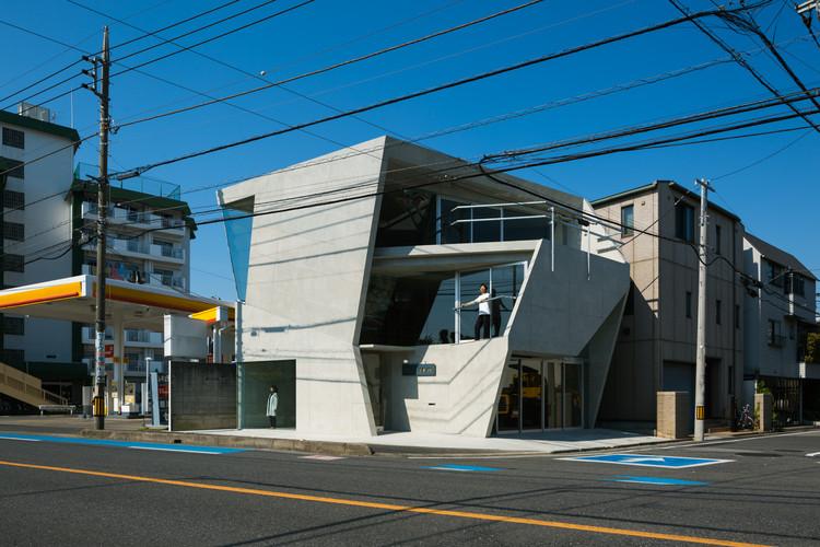 Boltun Headquarters  / Yasuhiro Yamashita x Atelier TEKUTO, © Toshihiro Sobajima