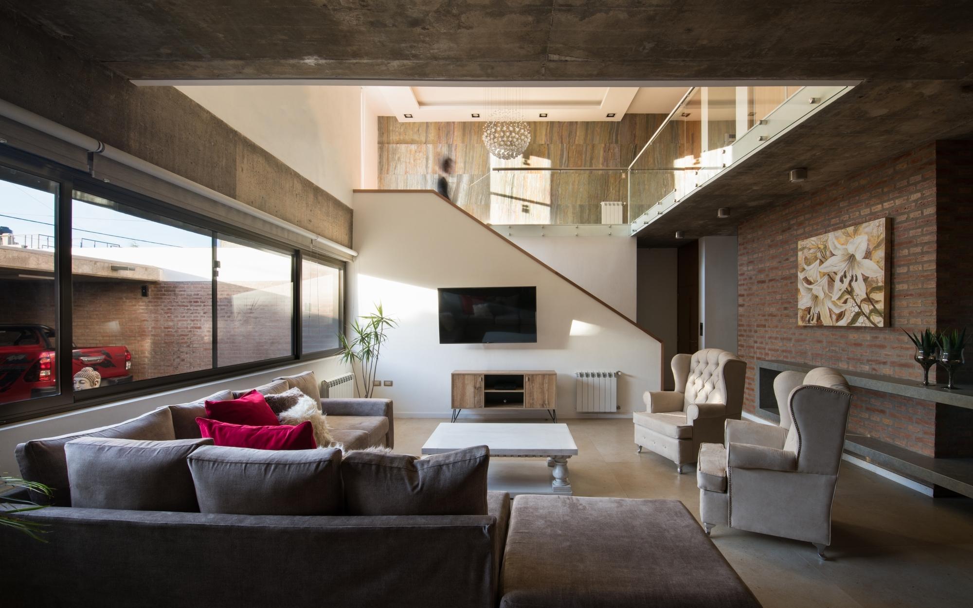 Galer a de vivienda en el norte de c rdoba ono arquitectos 2 - Arquitectos en cordoba ...