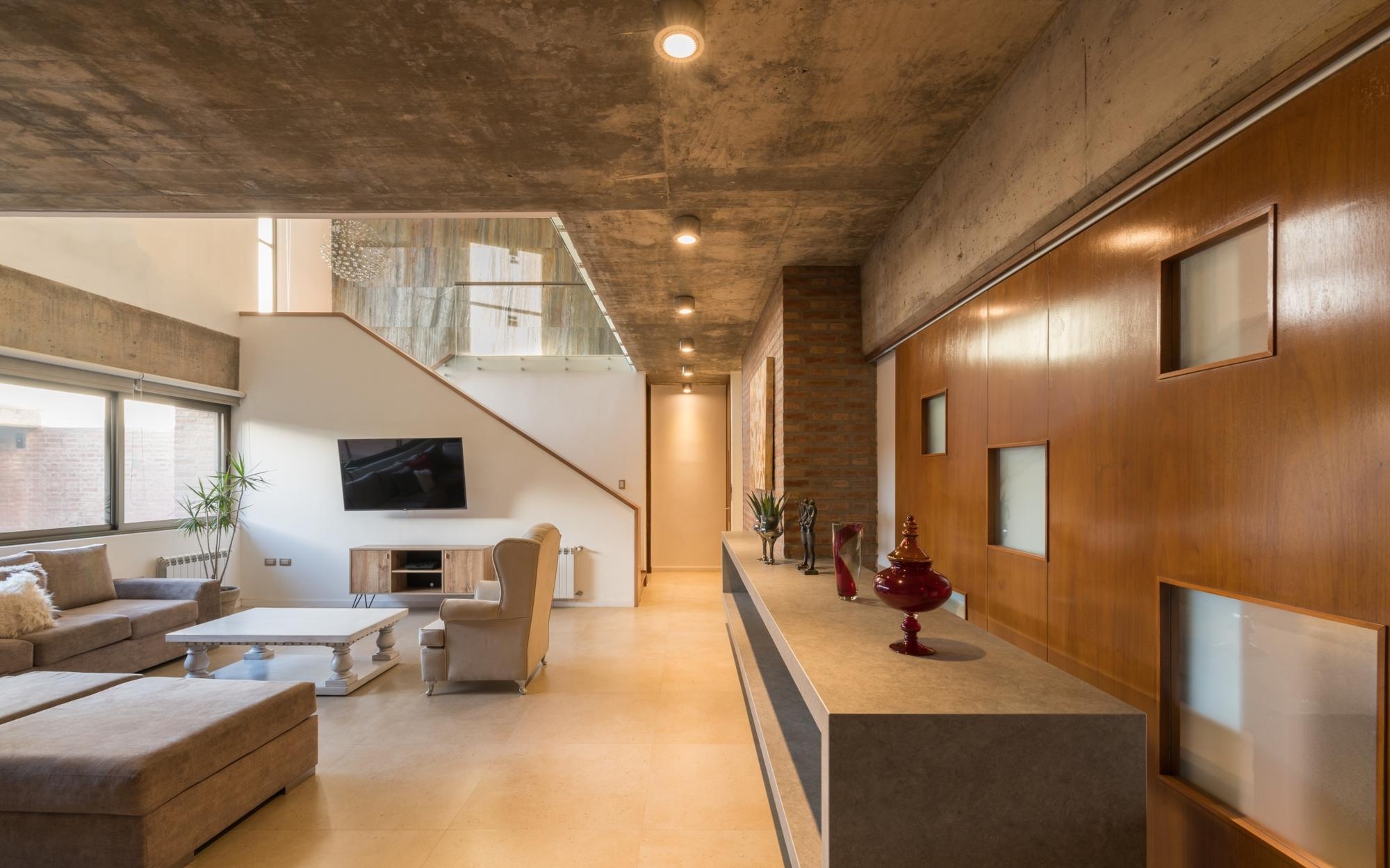 Galer a de vivienda en el norte de c rdoba ono arquitectos 12 - Arquitectos en cordoba ...