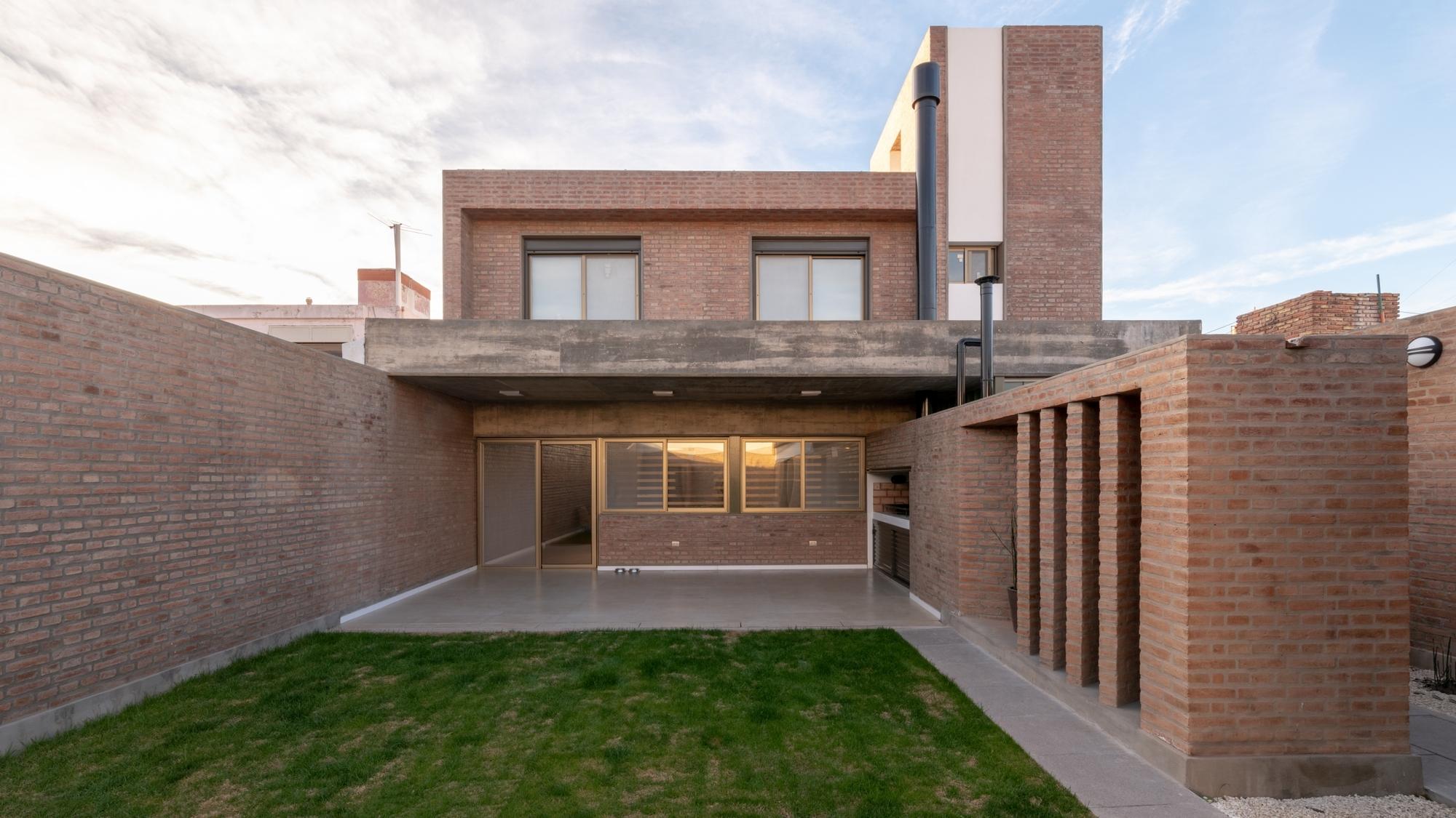Galer a de vivienda en el norte de c rdoba ono arquitectos 7 - Arquitectos en cordoba ...