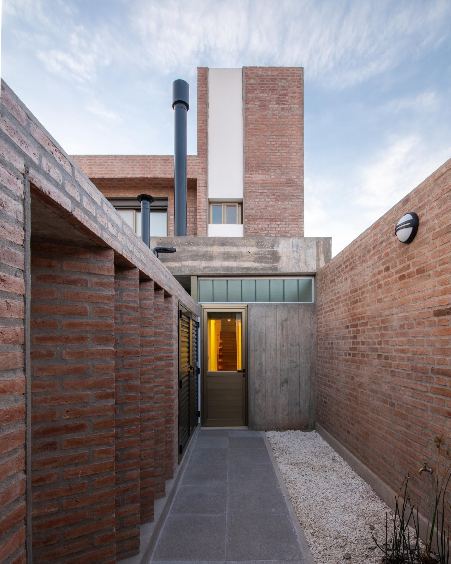 Galer a de vivienda en el norte de c rdoba ono arquitectos 11 - Arquitectos en cordoba ...