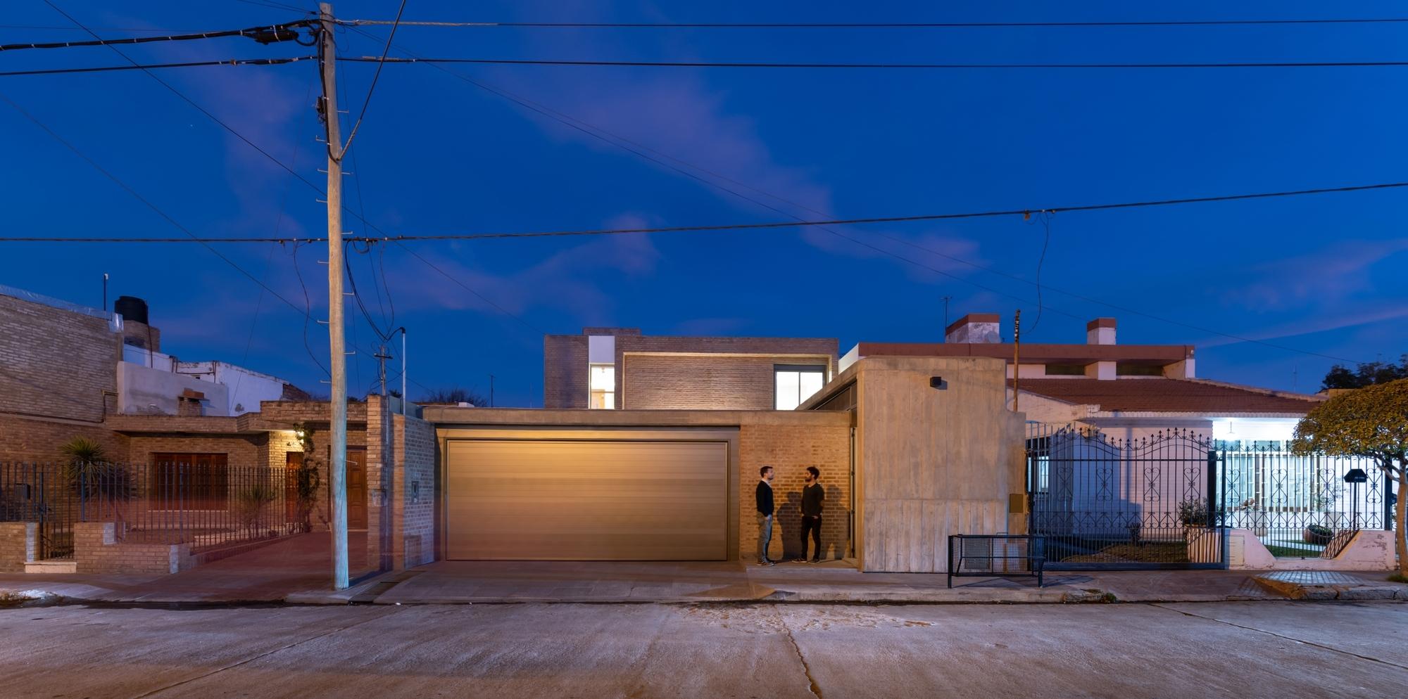 Galer a de vivienda en el norte de c rdoba ono arquitectos 27 - Arquitectos en cordoba ...