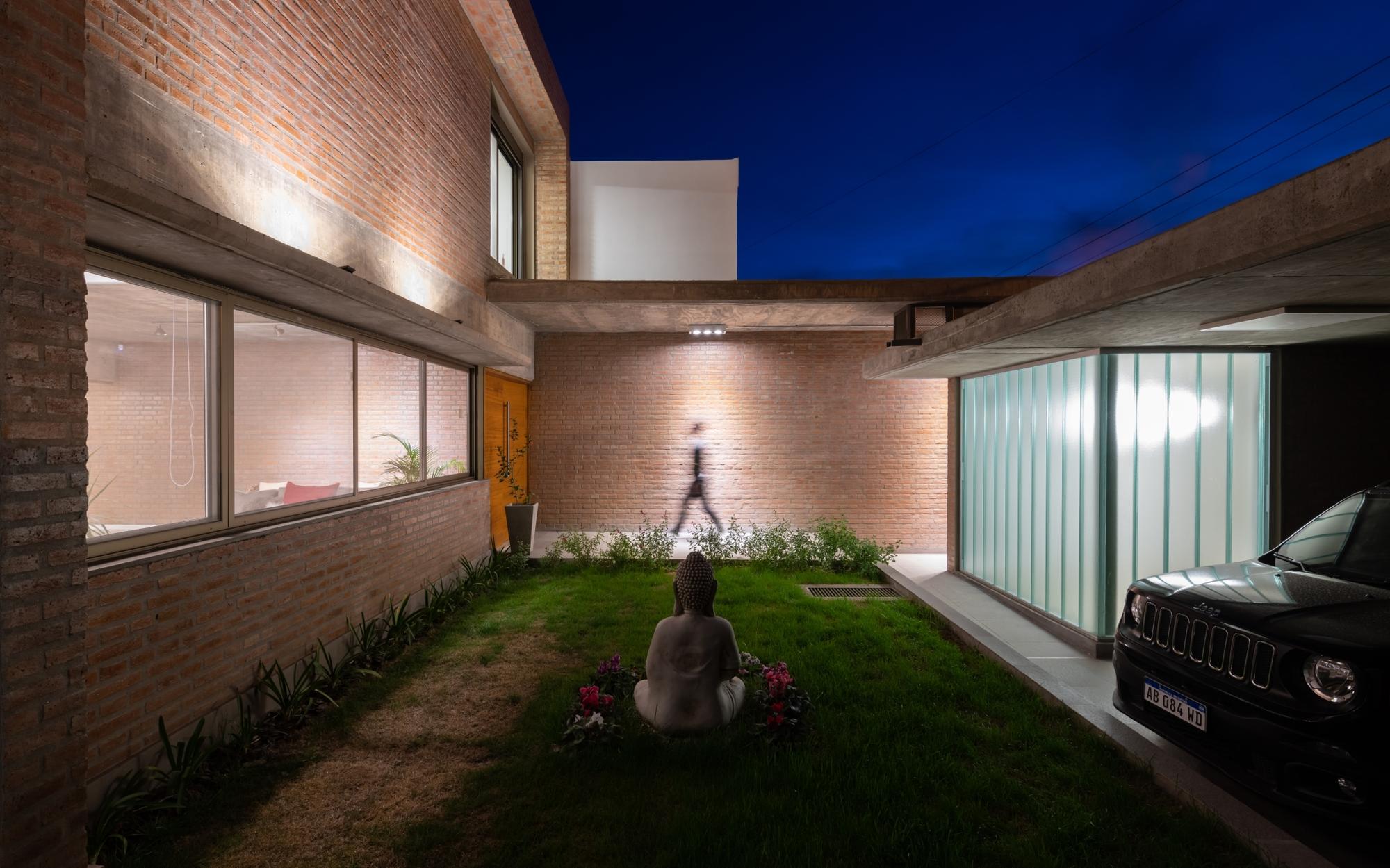 Galer a de vivienda en el norte de c rdoba ono arquitectos 13 - Arquitectos en cordoba ...