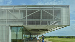 Edifícios do Parque Shelby Farms / Marlon Blackwell Architect + James Corner Field Operations