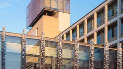 Cambridge Assessment HQ / Eric Parry Architects