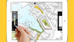 """Morpholio Trace and Shapr3D Create """"Drag'n'Fly"""" to Streamline Sketching and Modeling"""