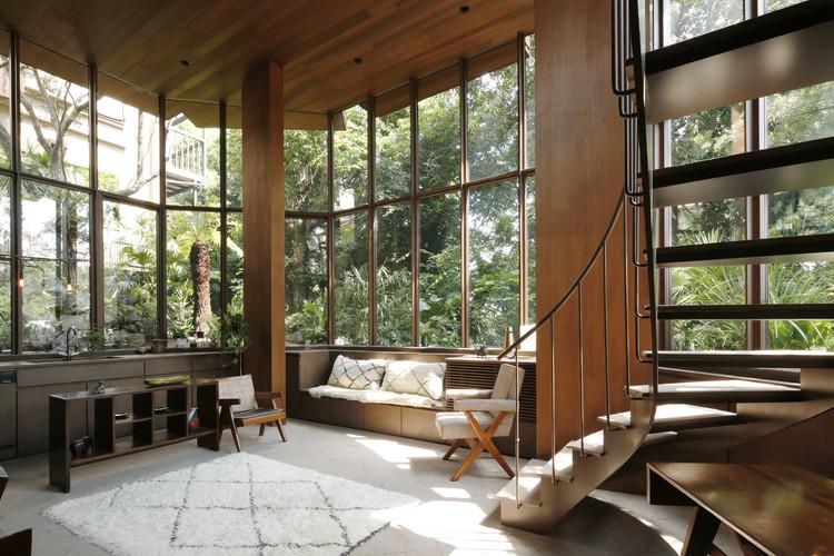 Todoroki House in Valley / Atelier Tsuyoshi Tane Architects, © Yuna Yagi