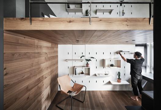 Apartment X / KC Design Studio
