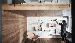 Apartamento X / KC Design Studio