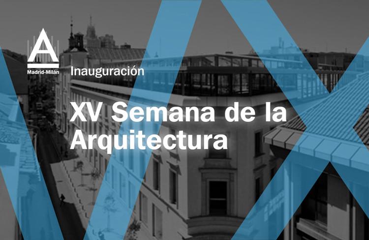 COAM inaugurará la XV edición de la Semana de la Arquitectura en Madrid, Cortesía de COAM