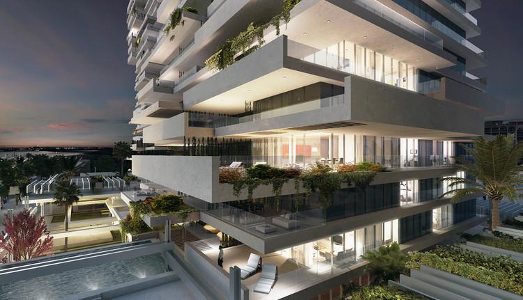 Estudio lamela gana concurso para dise ar torre del r o en - Estudios de arquitectura en malaga ...