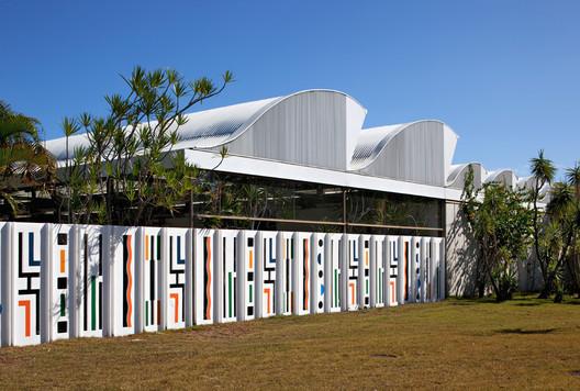Sarah Kubitschek Salvador Hospital/ João Filgueiras Lima (Lelé). © Nelson Kon