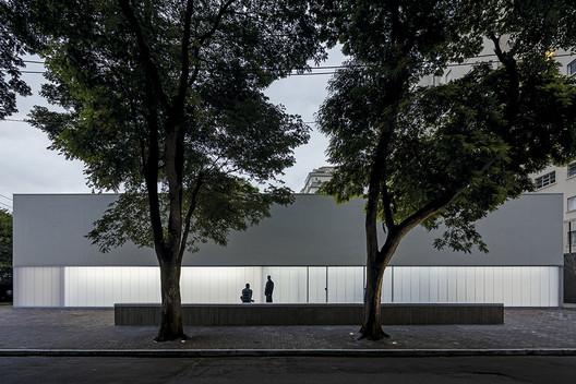 New Triangle House / Metro Arquitetos Associados. © Leonardo Finotti