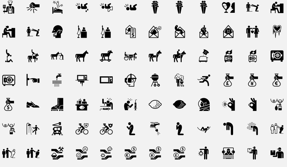 Gallery of The Noun Project: Over a Million Downloadable Icons for Your Architectural Diagrams - 1