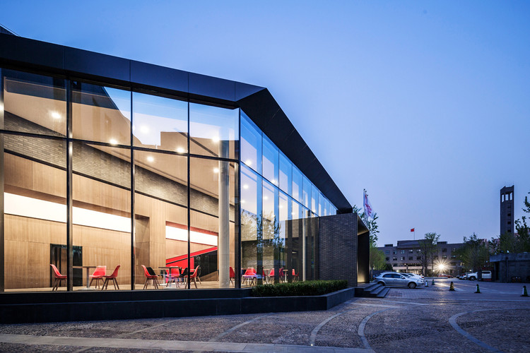 Renovation of Auditorium in North Campus, Central Academy of Fine Arts / Yu Yang · CAFA, © Weiqi Jin