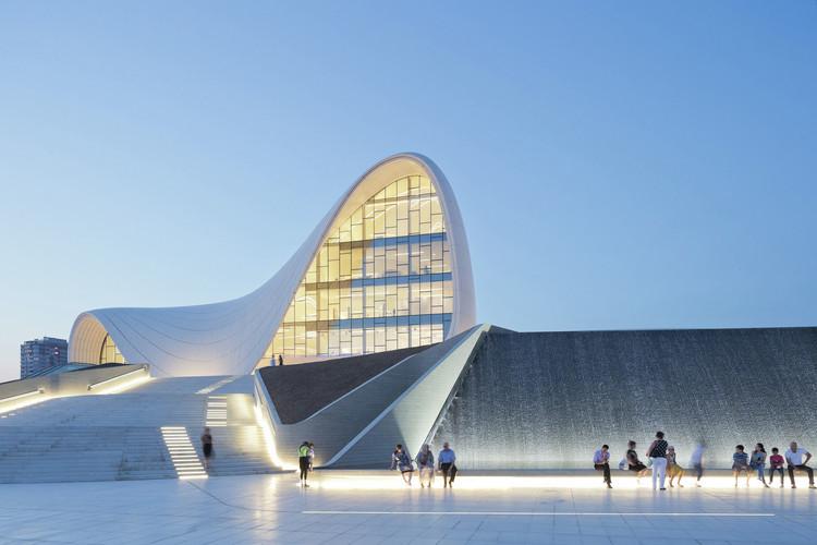 Zaha Hadid Architects tendrá su primera exhibición en Latinoamérica, © Iwan Baan